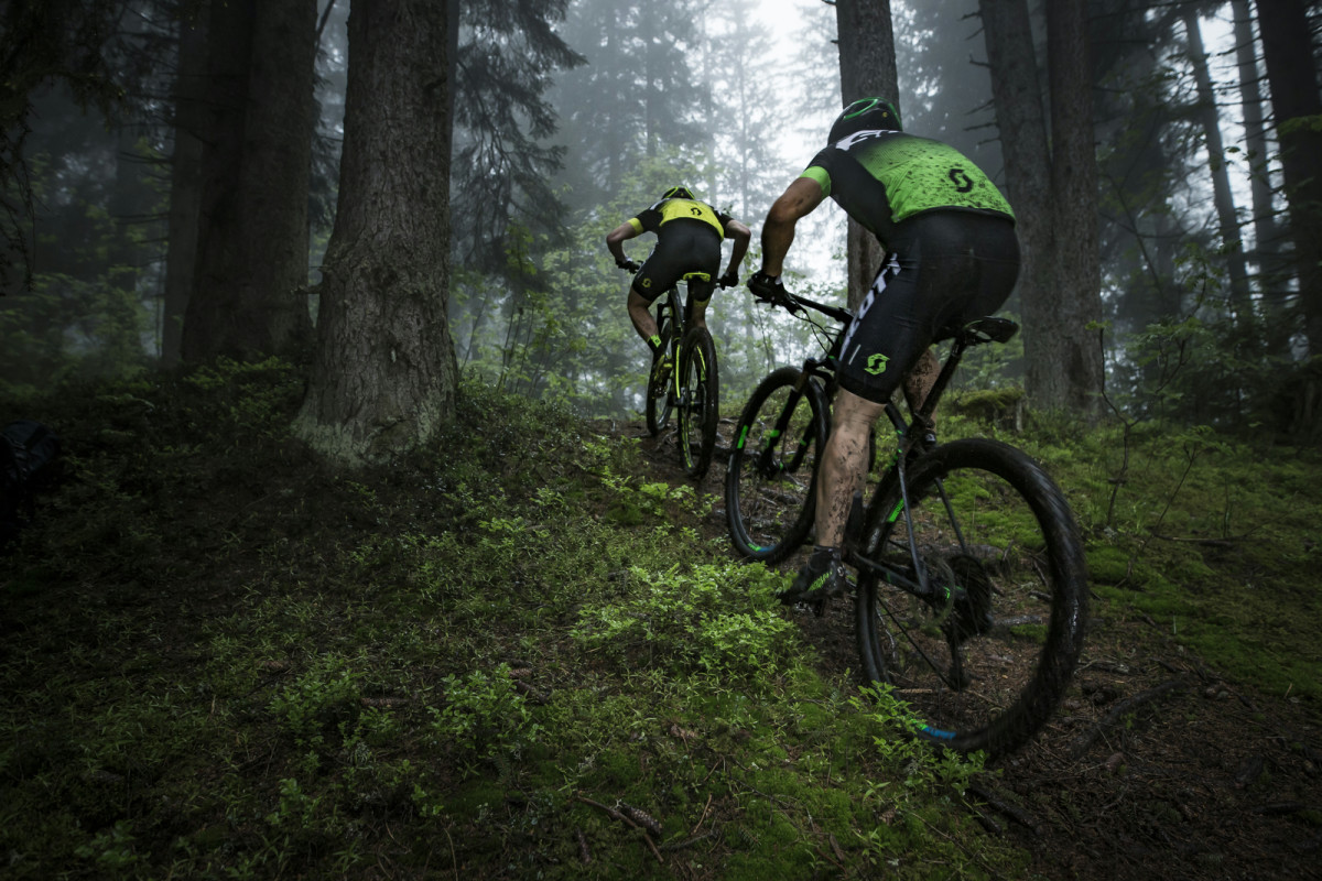New For 2017 Scott Releases Two Of The Lightest Xc