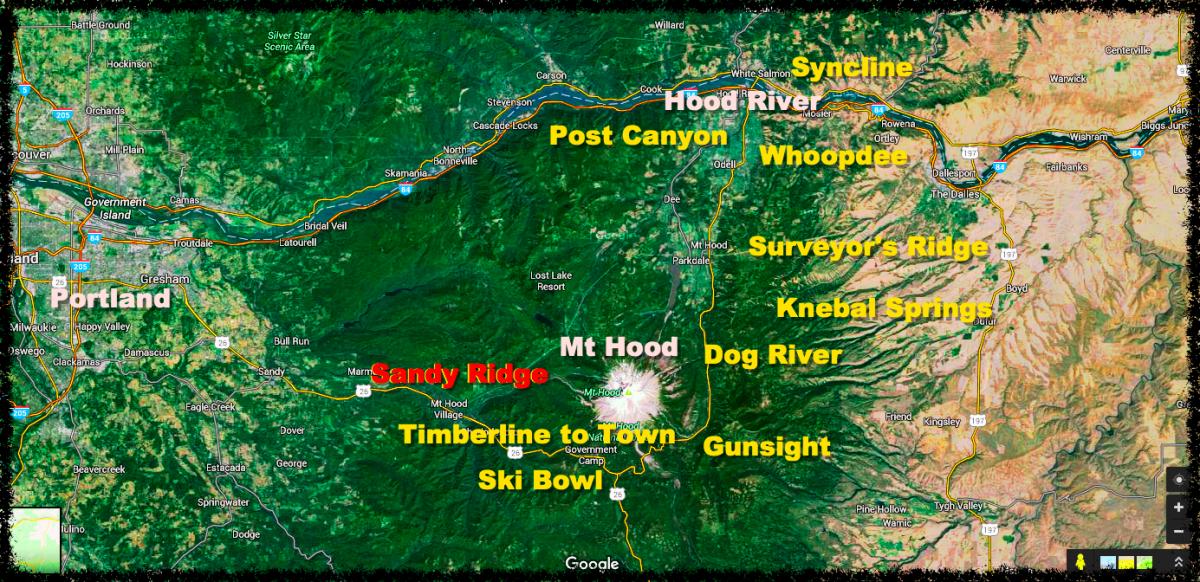 The Hood Report Sandy Ridge
