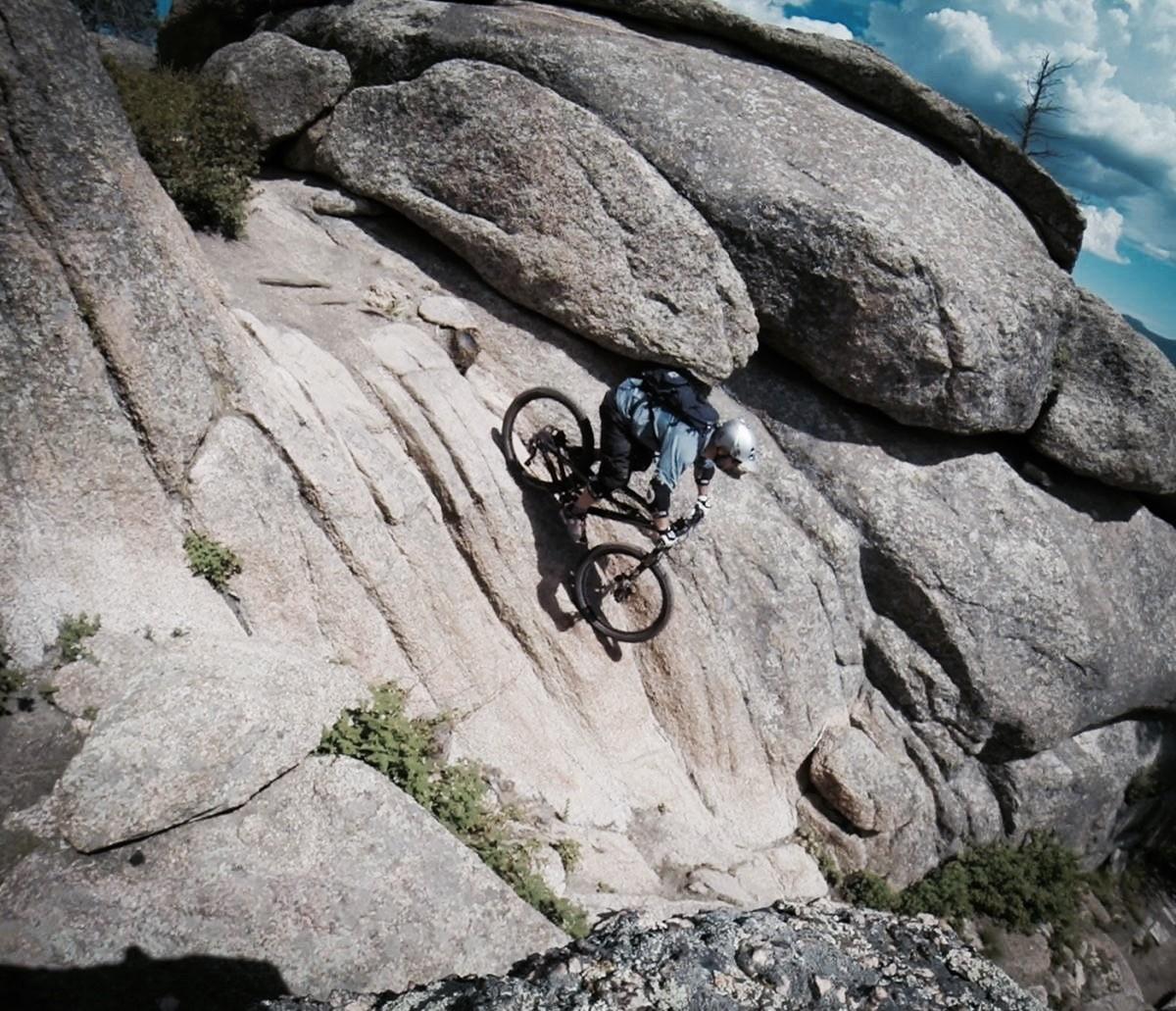 Photo: Michael Paul. Rider: Mark.