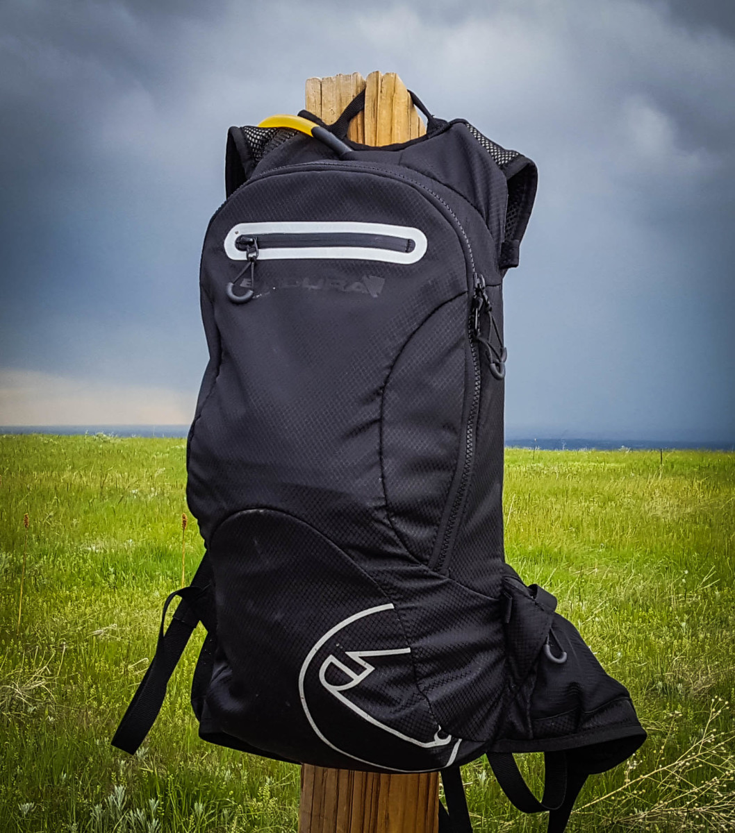 The Endura pack is ready to go for any adventure short or long