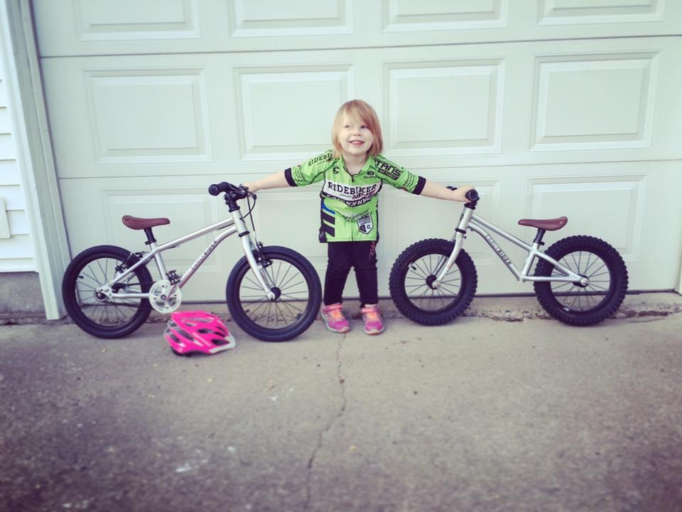 Развиваем детей с помощью двух колес! Статья + Фотоотчет.
