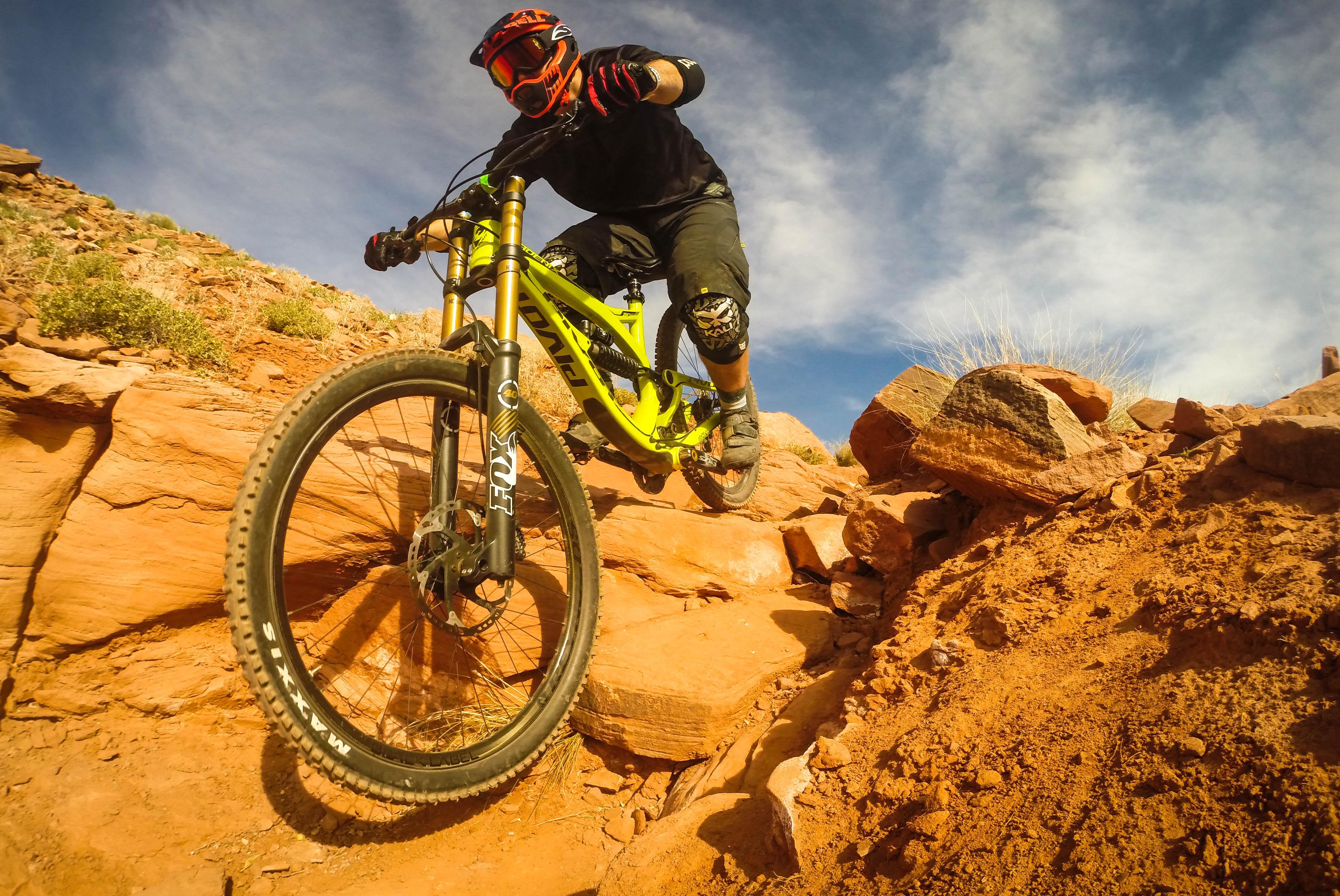 The Must-Do 3 Days of Mountain Biking in Moab, UT ...