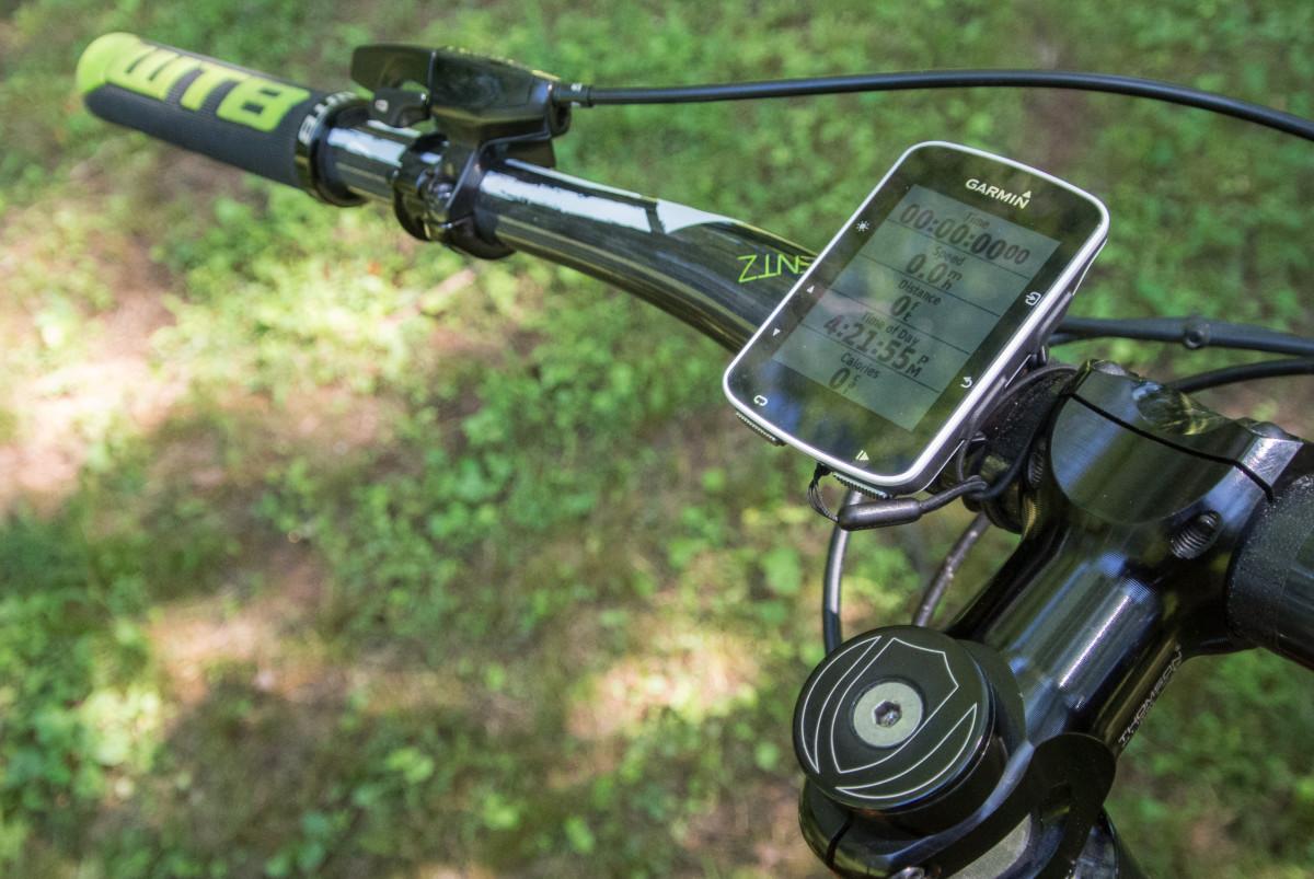 garmin edge 520 review singletracks mountain bike news. Black Bedroom Furniture Sets. Home Design Ideas