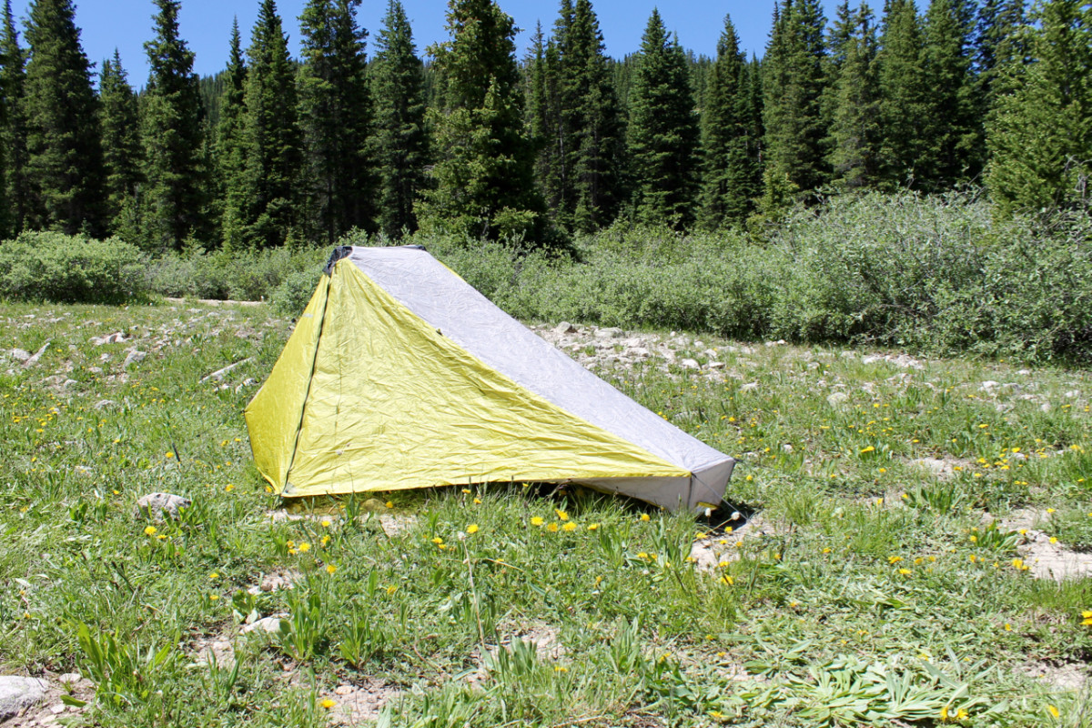 IMG_0996 & First Look: Ultra Lightweight Sleep System from Sea to Summit ...