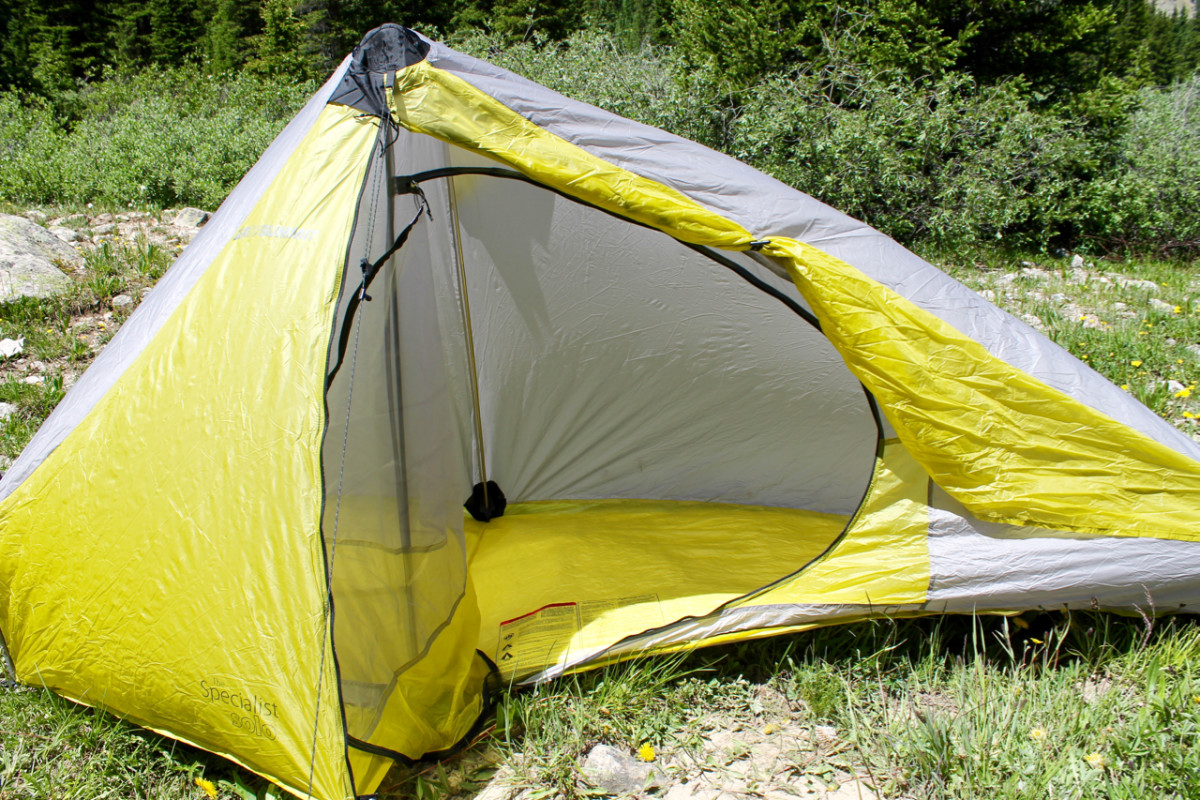 IMG_1000 & First Look: Ultra Lightweight Sleep System from Sea to Summit ...