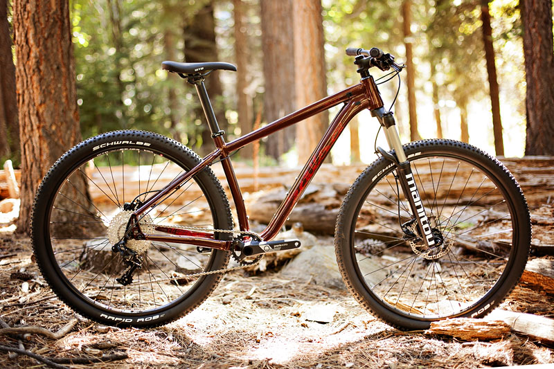 Timberjack 29 NX1 in Dark Red