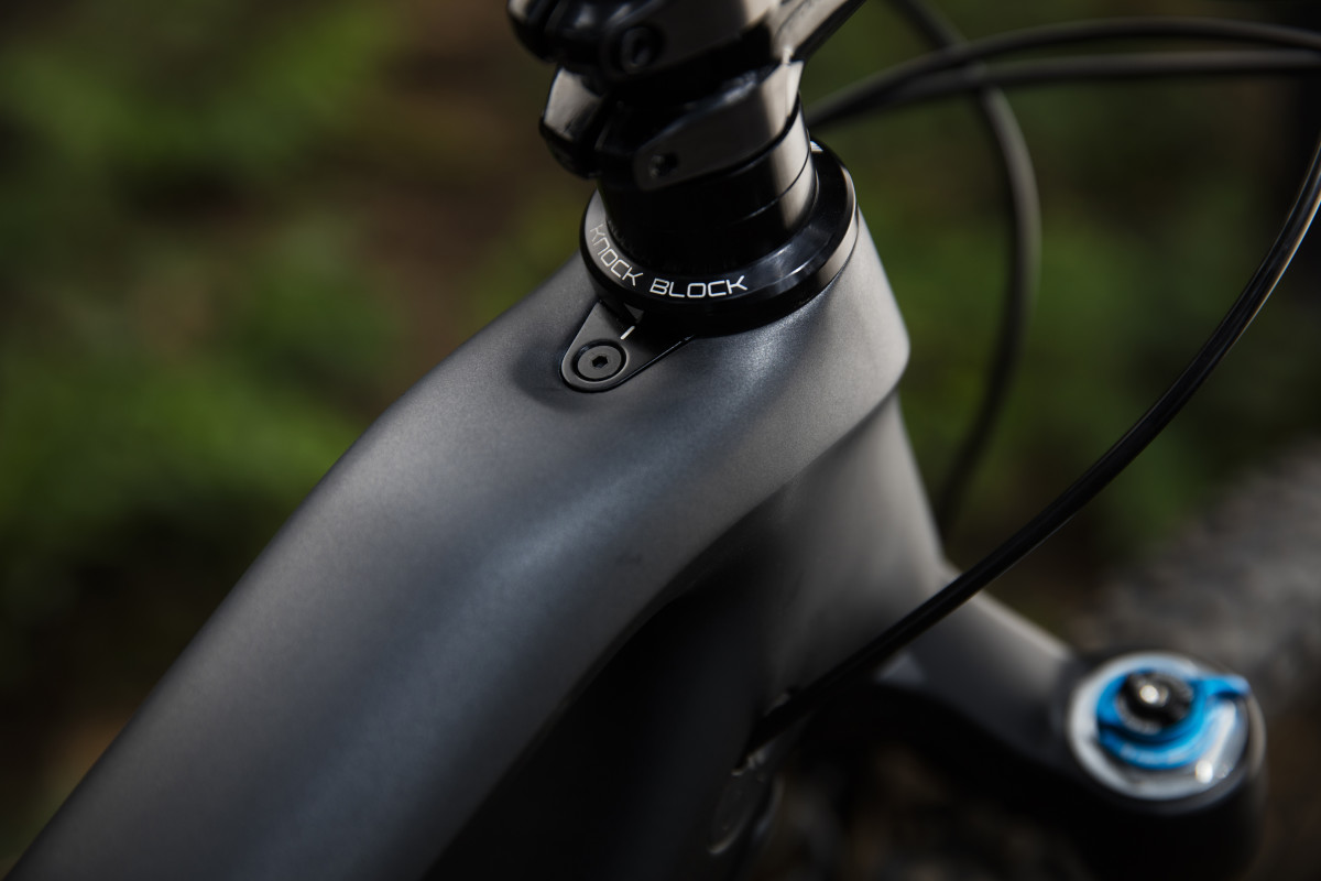 Trek's Knock Block system (photo: Trek)