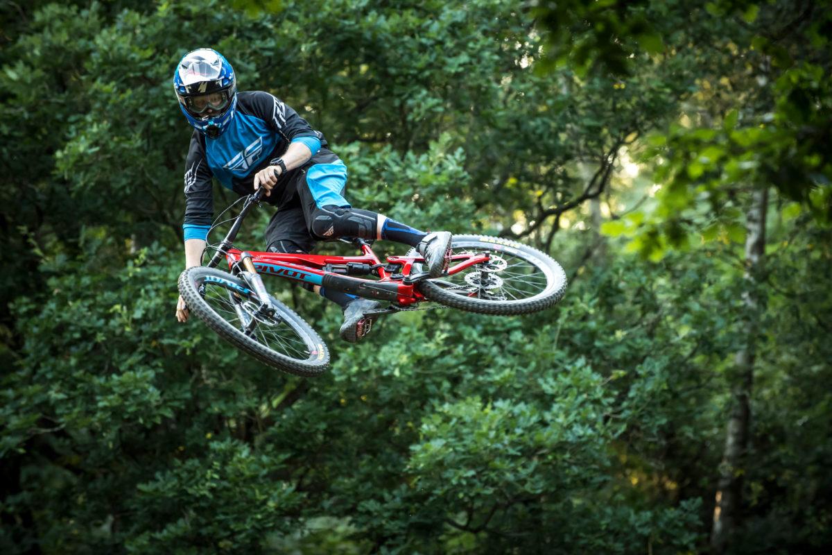 Rider: Bernard Kerr
