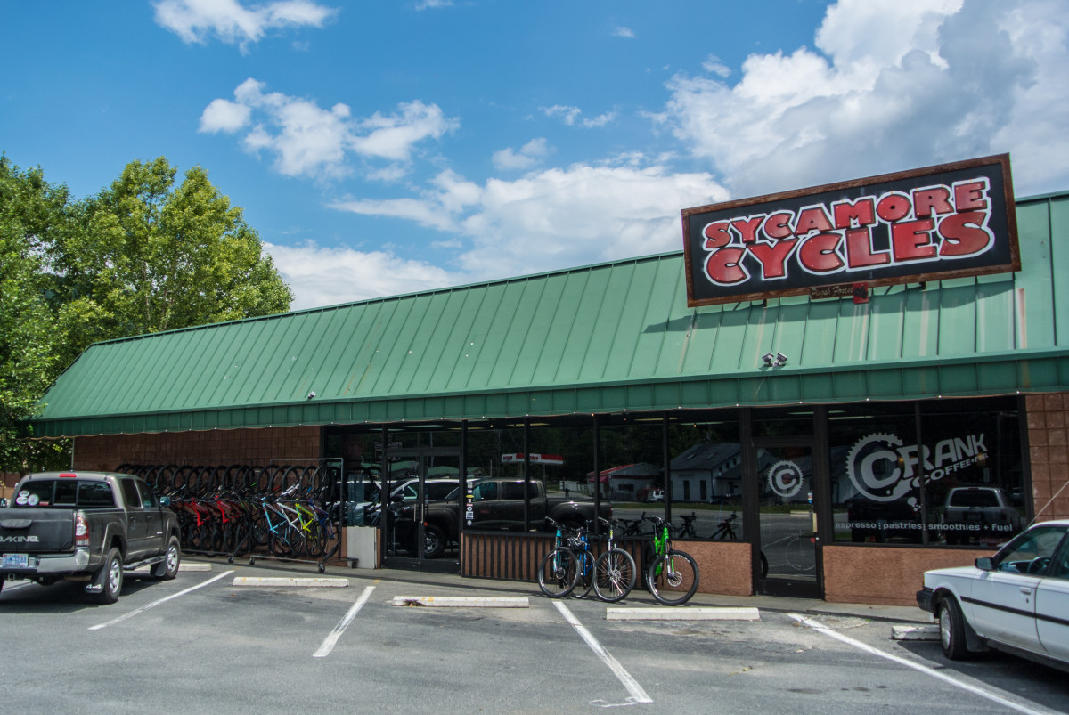 Sycamore Cycles in Brevard, NC