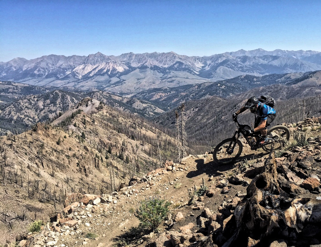 Rider: Greg Heil. Photo: Ray Gadd