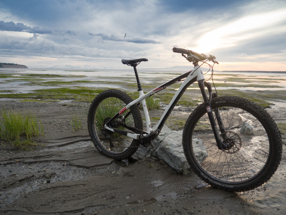 The Skookum is a great companion for more than just long rides on the beach