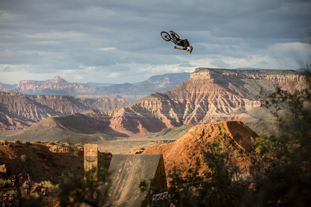 Limited 2016 Red Bull Rampage Tickets On Sale Tomorrow