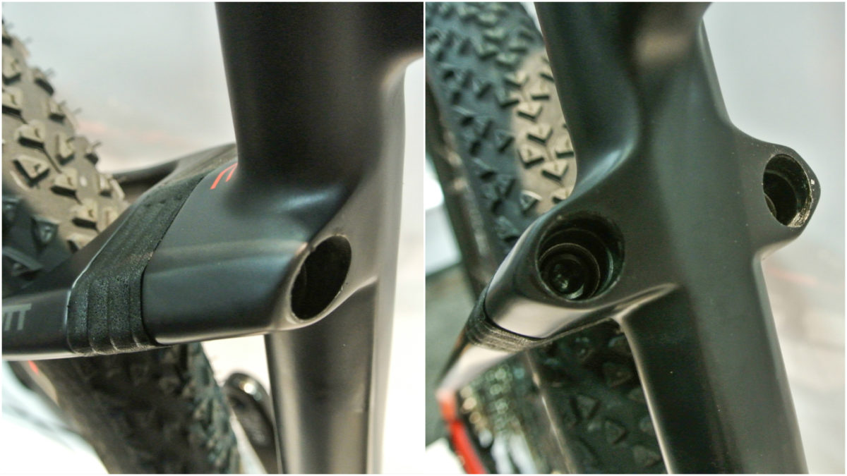 """BMC's """"Micro Travel Technology"""" is a modern take on the soft tail"""