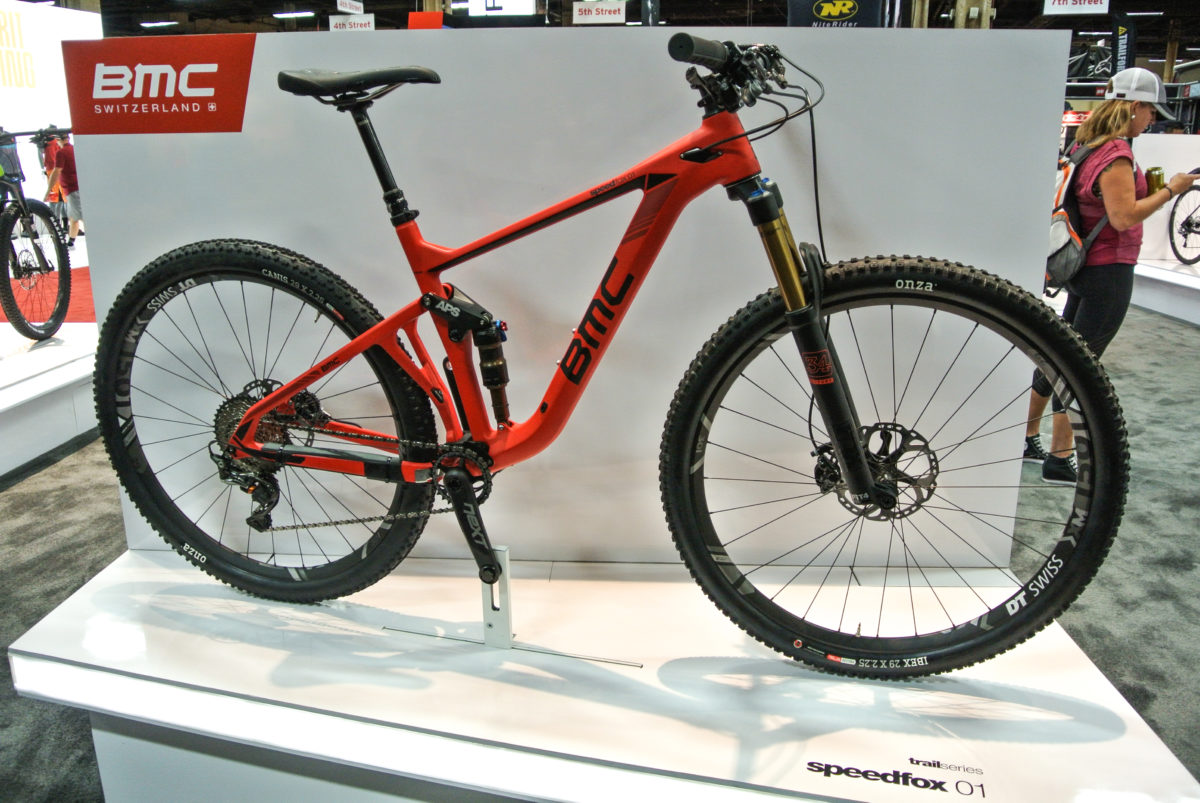 The speedfox is a do it all 130mm travel trail bike