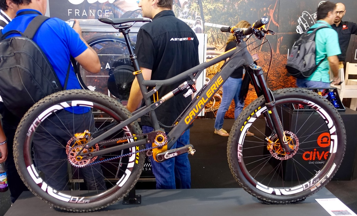 8 Gearbox Mountain Bikes Spotted At Eurobike 2016 Page 4