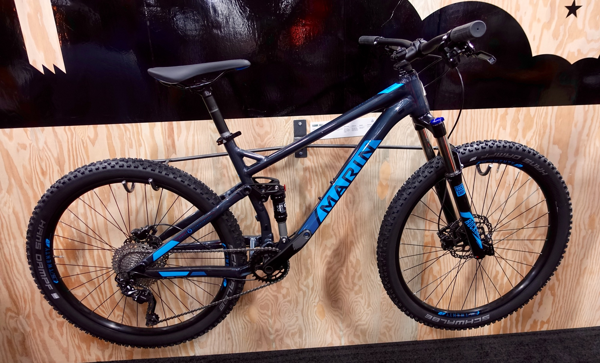 Can You Make A Quality FS MTB For $1,500? Marin Thinks So