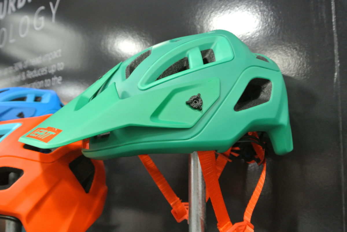 The DBX 3.0 All-Mountain forgoes the removable chin bar