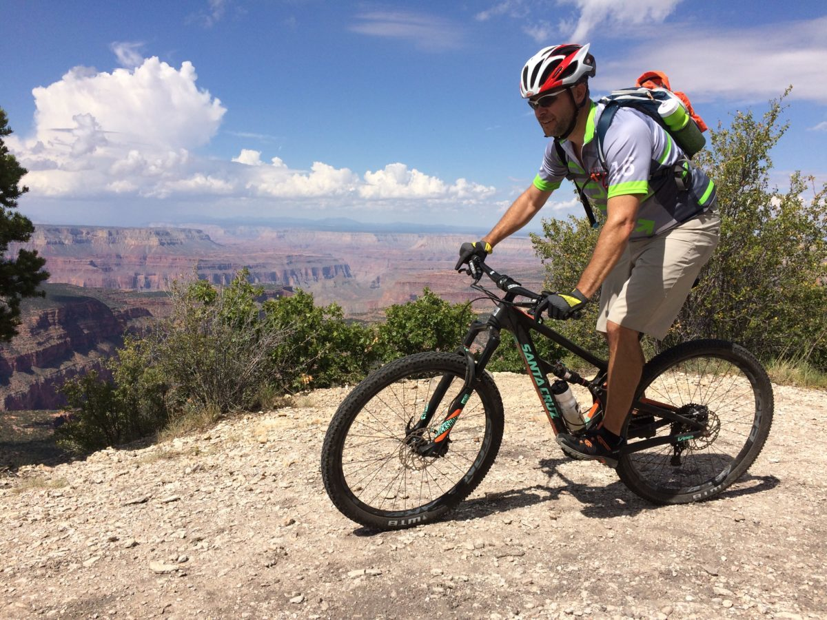 Day Three: The Rainbow Rim Trail