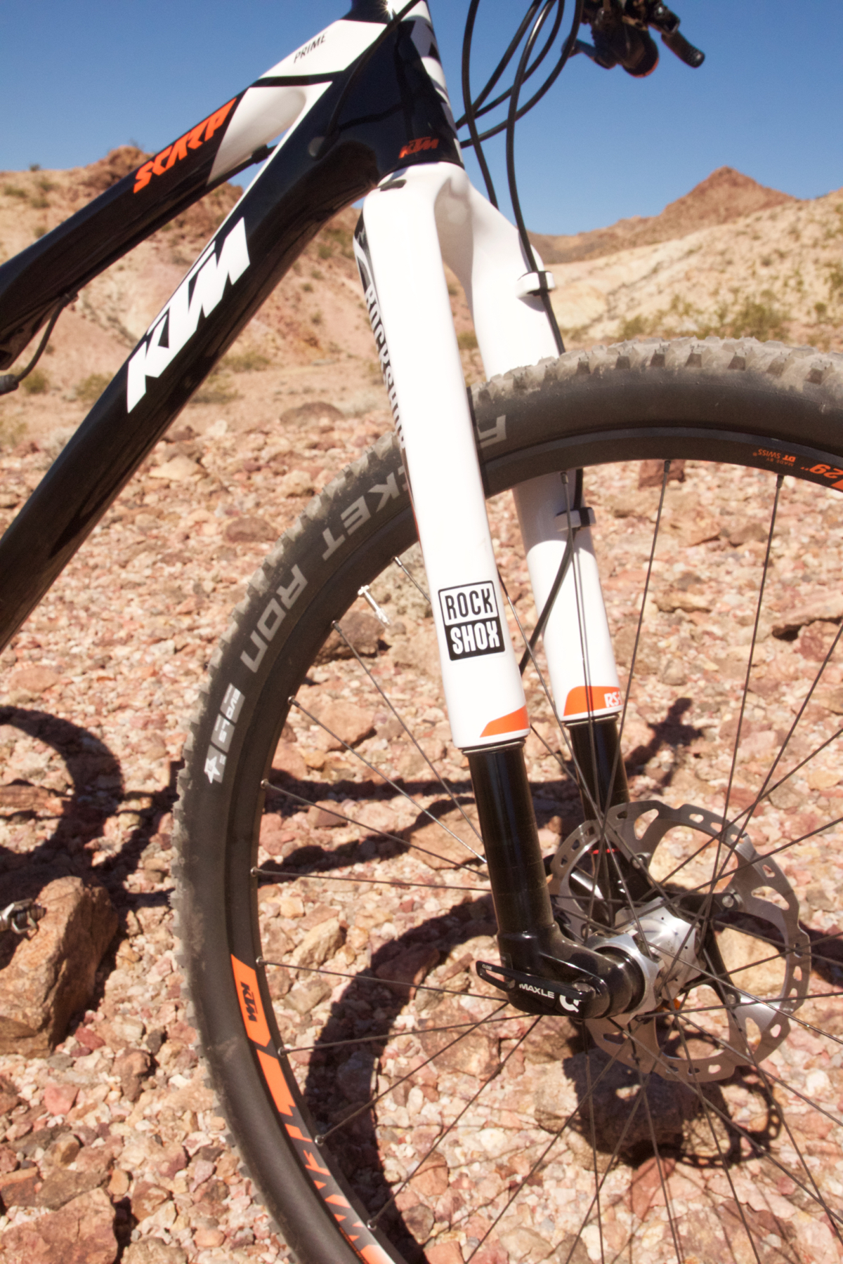 Ktm Scarp Prime Test Ride Review Singletracks Mountain Bike News