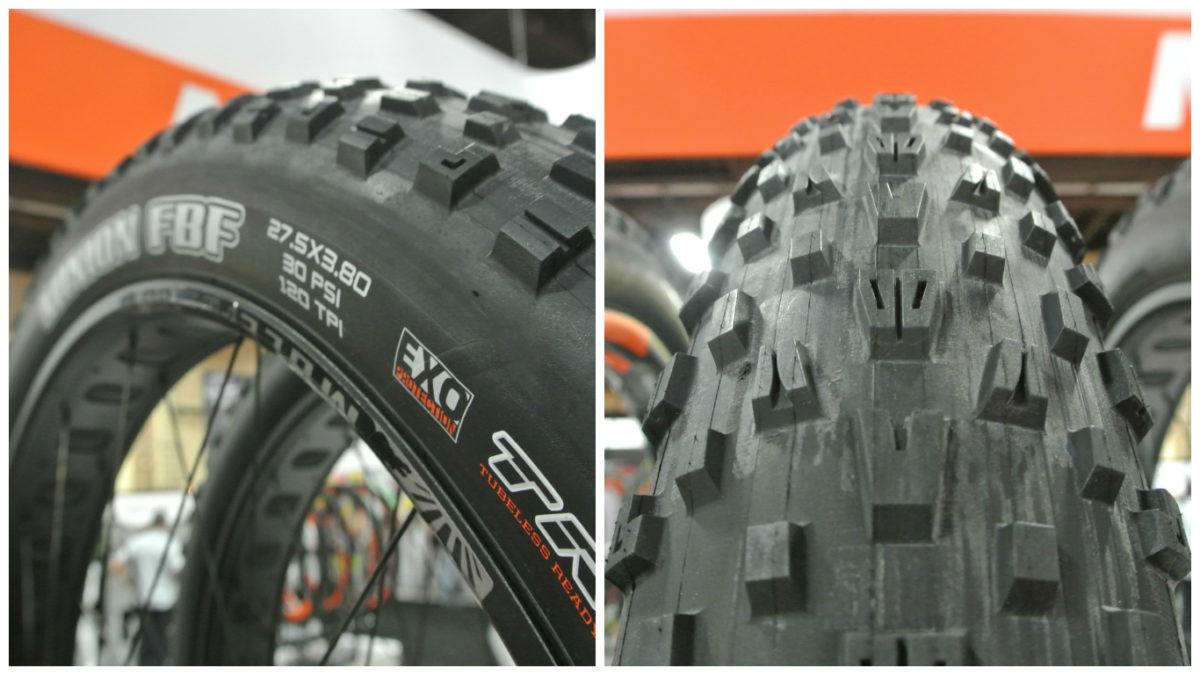 27.5x3.8 Minion FBF (Fat Bike Front)