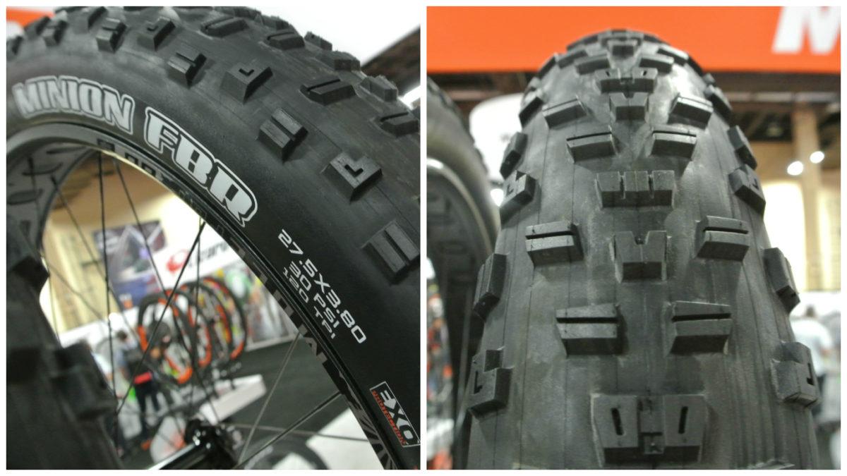 27.5x3.8 Minion FBR (Fat Bike Rear)