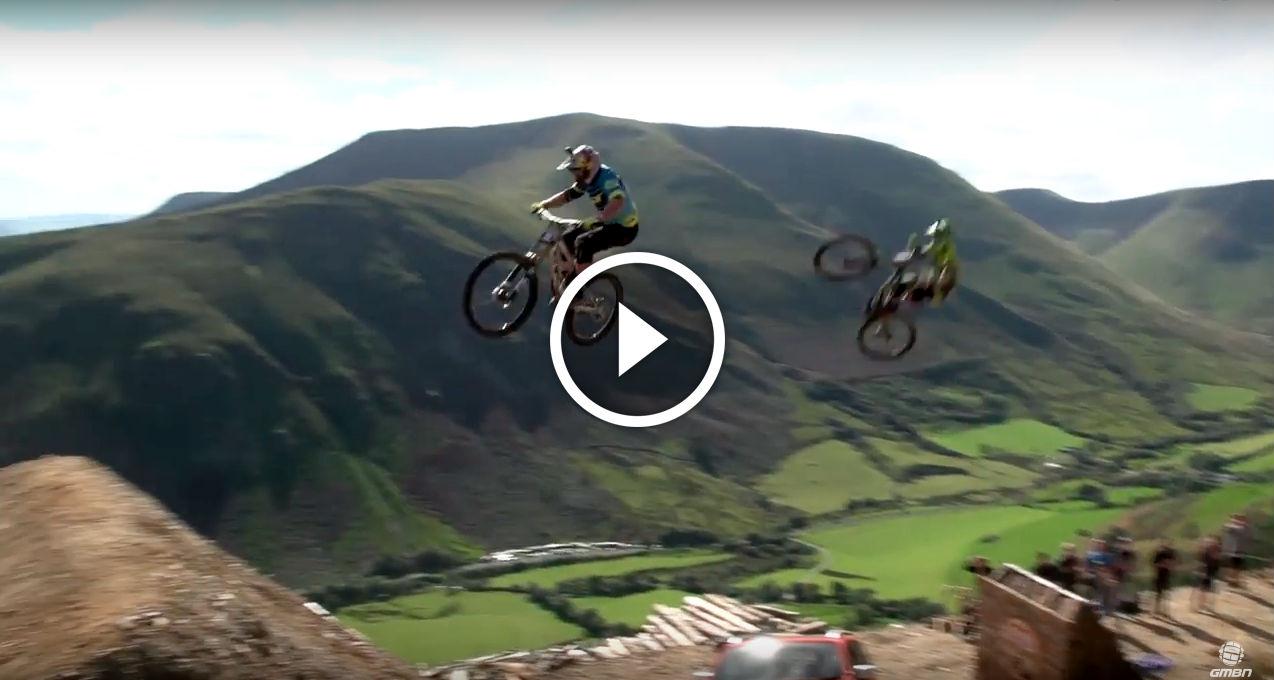 motocross o downhill