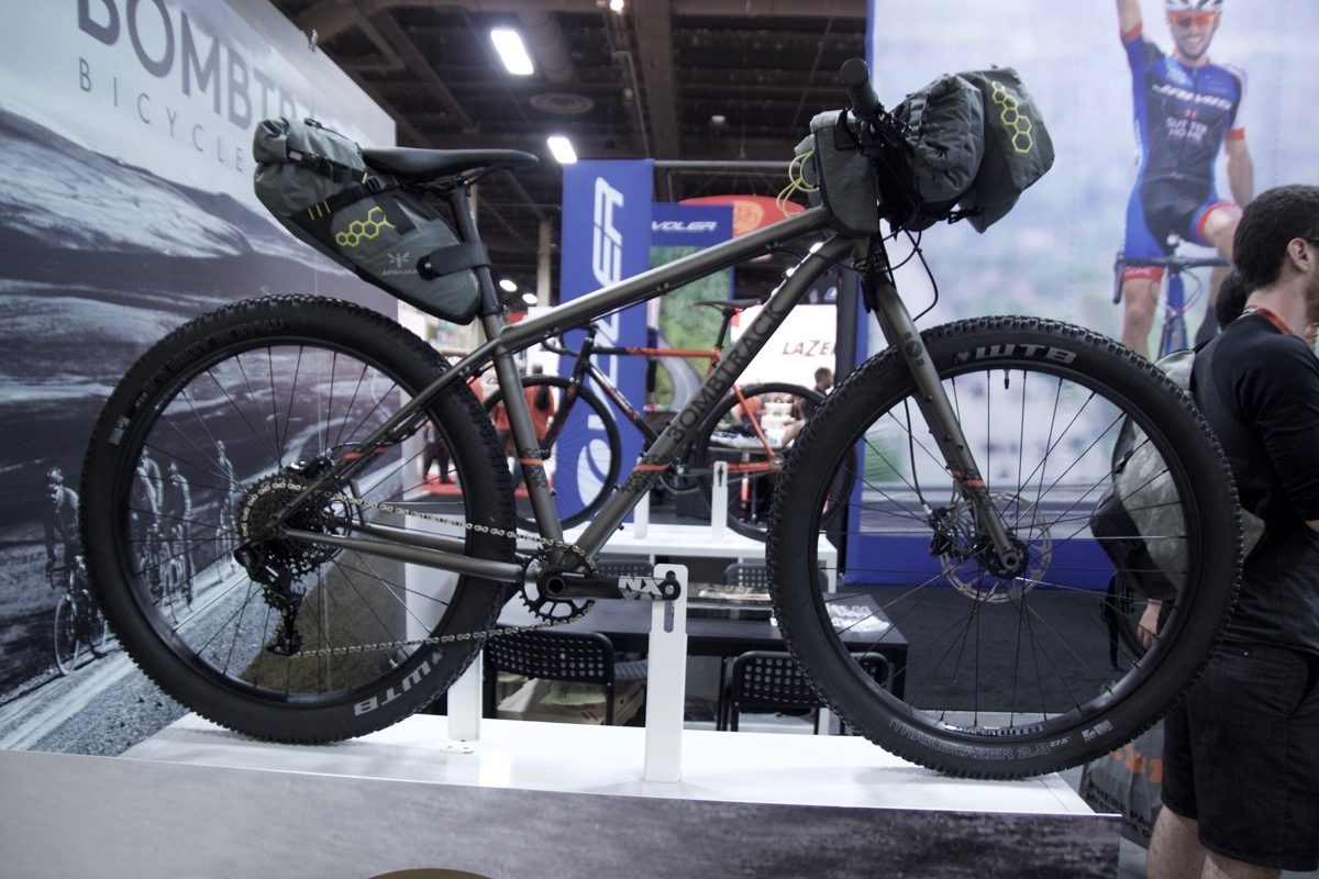 9 New 27 5 Plus Bikes Spotted At Interbike 2016