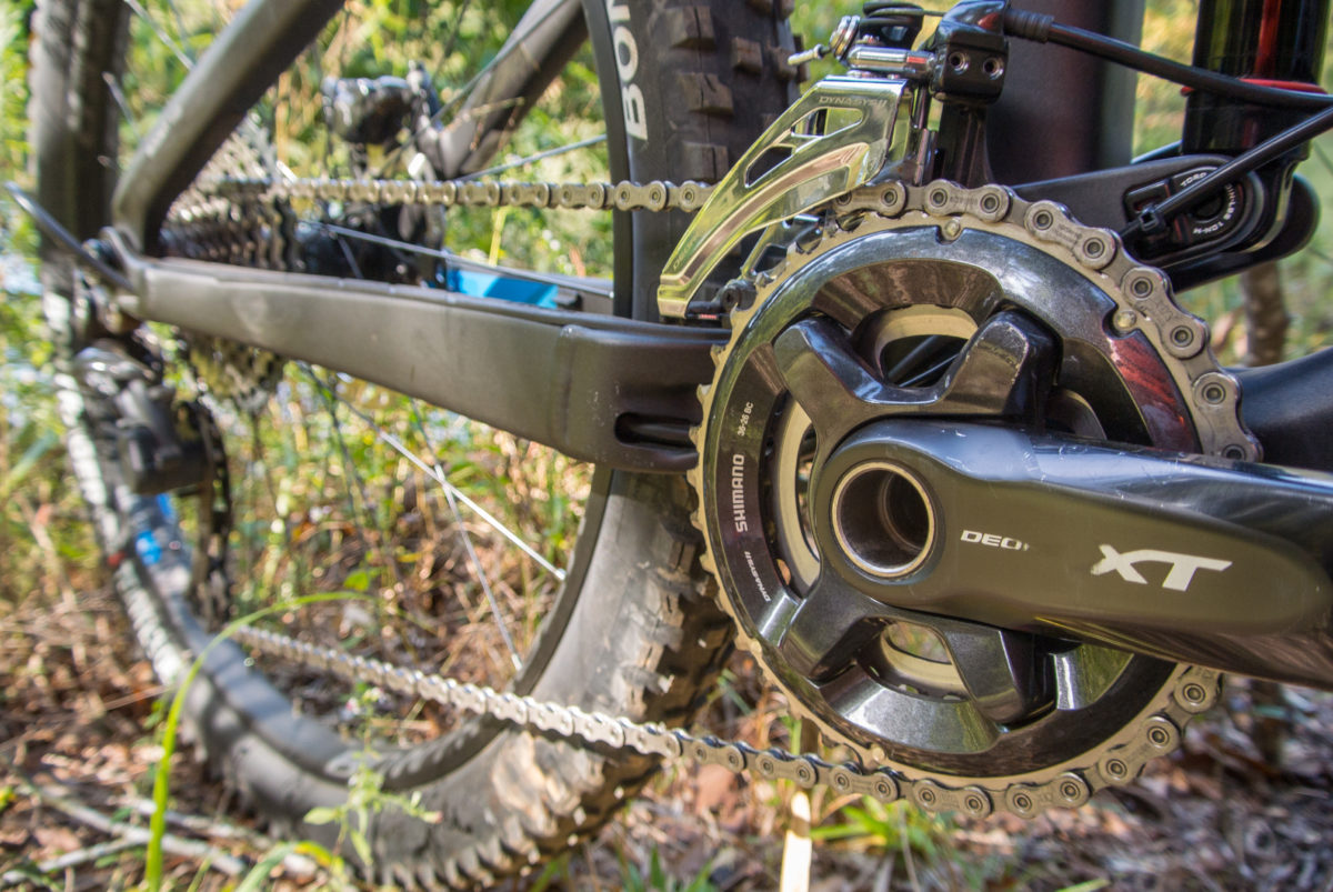 The increasingly-rare two-by drivetrain