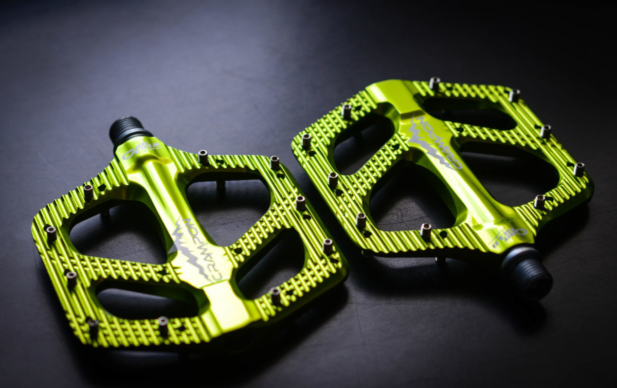 There is no denying that these pedals are as beautiful as they are durable.