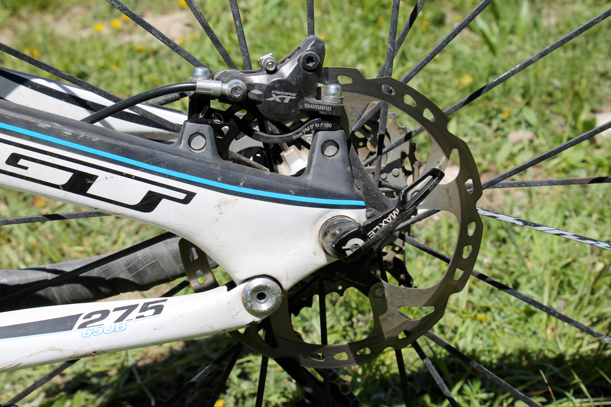 """f1ffb58c46f I have been testing the 2016 Deore XT M8000 brakes (referred to simply as """" XT"""" below) for about a year and a half now. You might rightly wonder why  I'd need ..."""