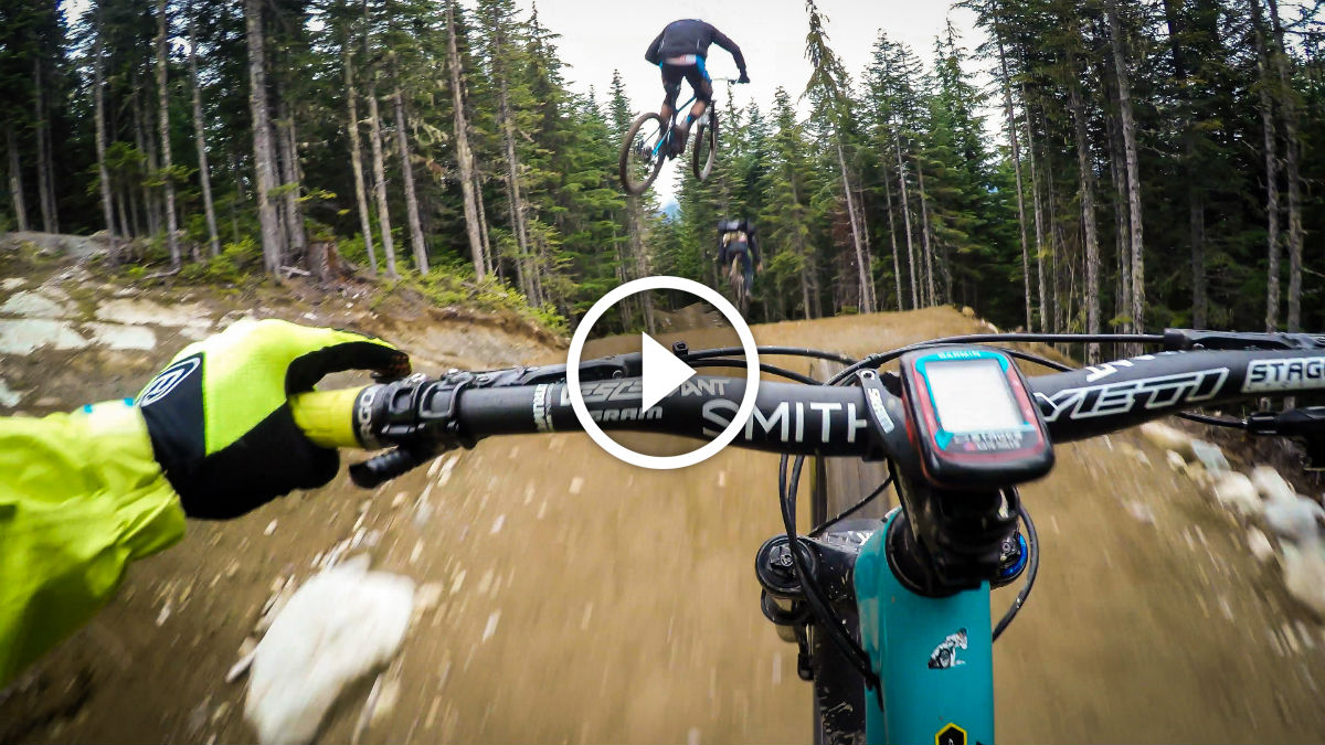 Watch: Railing the Iconic Dirt Merchant in the Whistler Bike Park - Singletracks Mountain Bike News