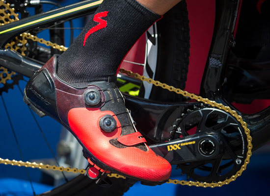 12b7ac7d92 Specialized is quick to note this shoe isn t just about weight savings–it s  actually a super high performance MTB shoe