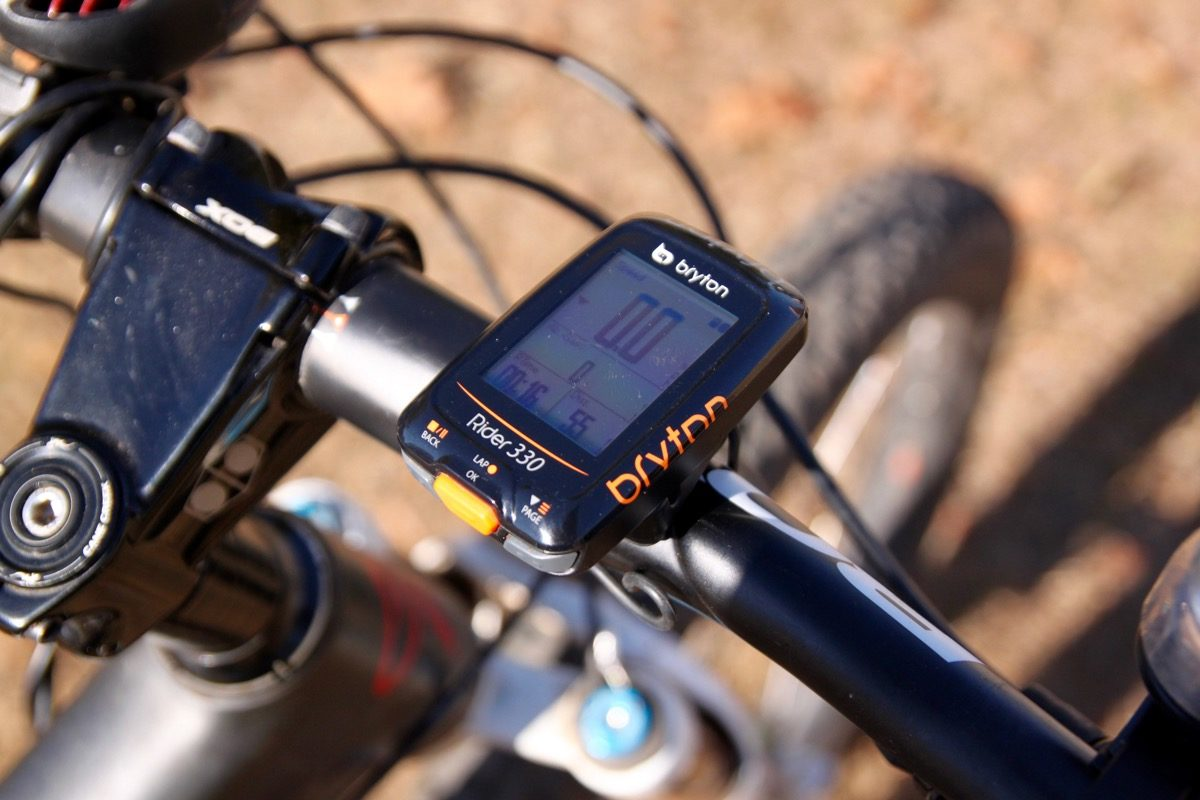 The Bryton Rider 330 Costs Less Than Other Gps Units But Mostly Heart Rate Monitor Strap Untuk Garmin Magene Polar During My Tests I Ran In Tandem With At Least One Device Usually Smartphone To See How Accurately It Recorded Rides