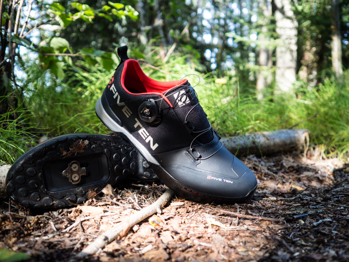 Five Ten Maltese Falcon Shoe Mountain Bike Review Singletracks