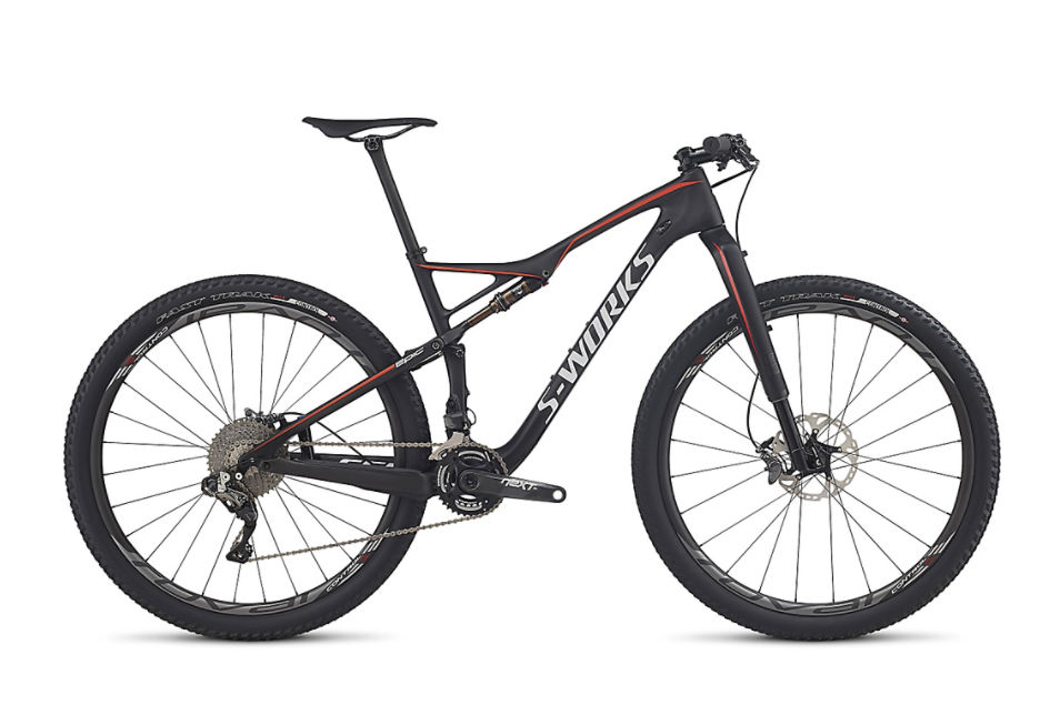 The $10,500 Specialized S-Works FSR Di2