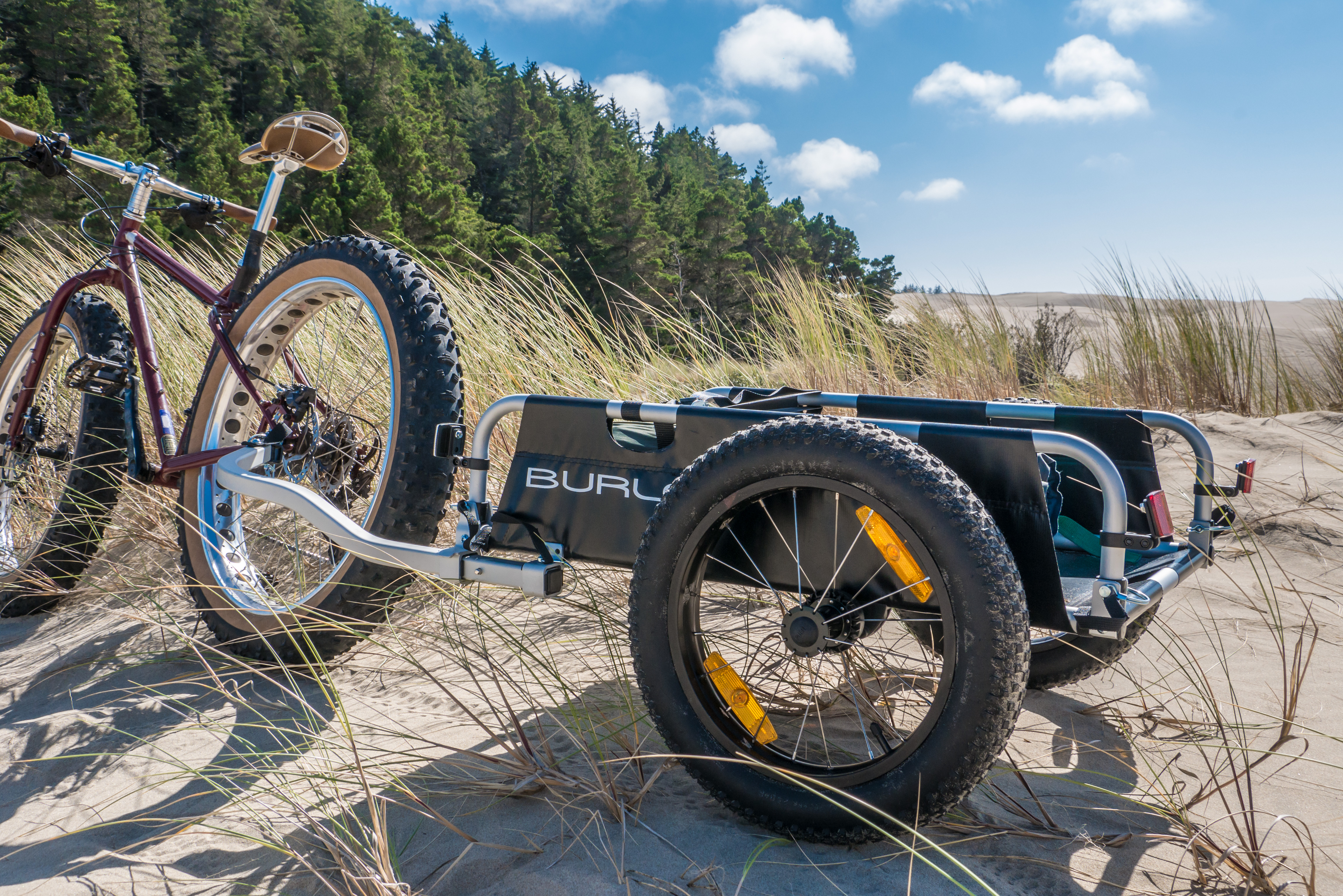 Burley Introduces a Fat Bike Wheel Kit for Cargo, Kid ...