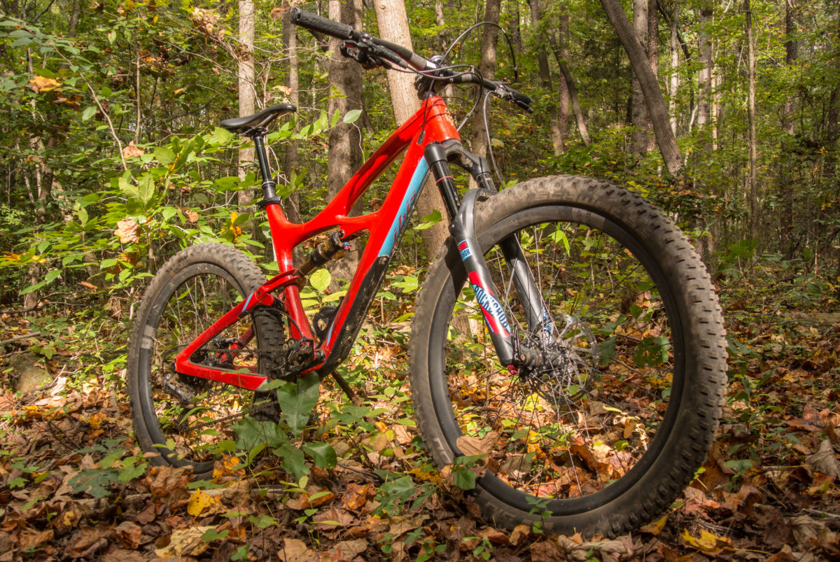 The Ibis Mojo 3 is the best plus bike I've ridden to date