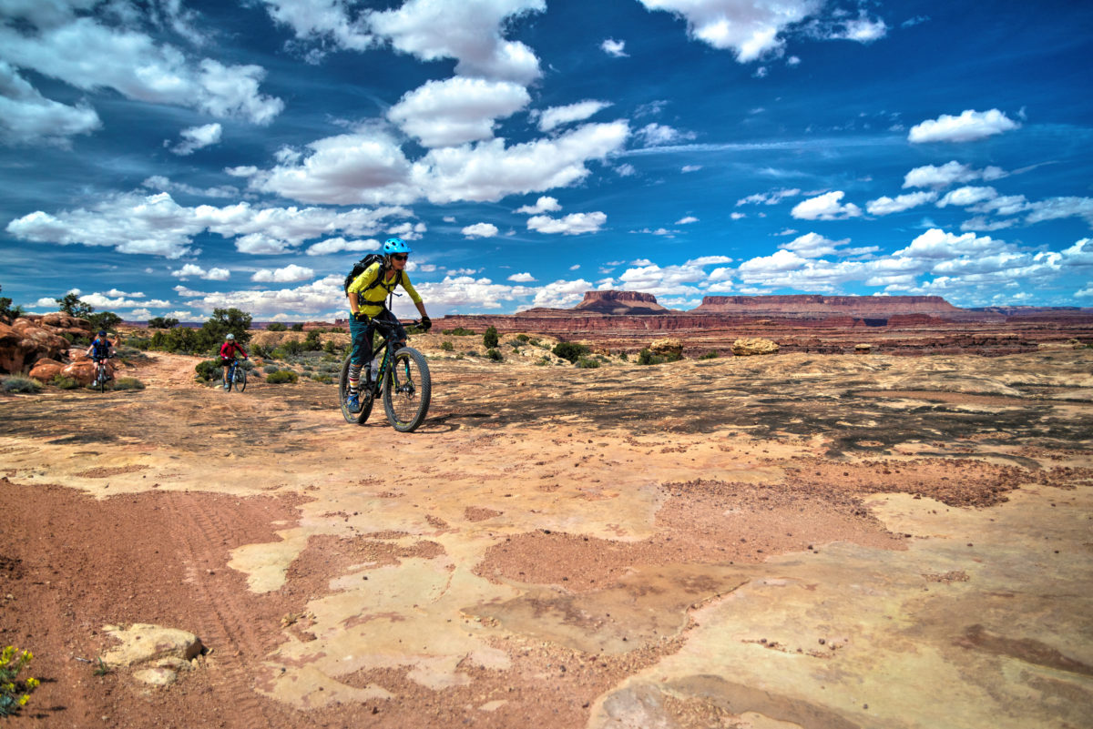 After Overlook, Junction Butte (Theresa, Terri, Beth)