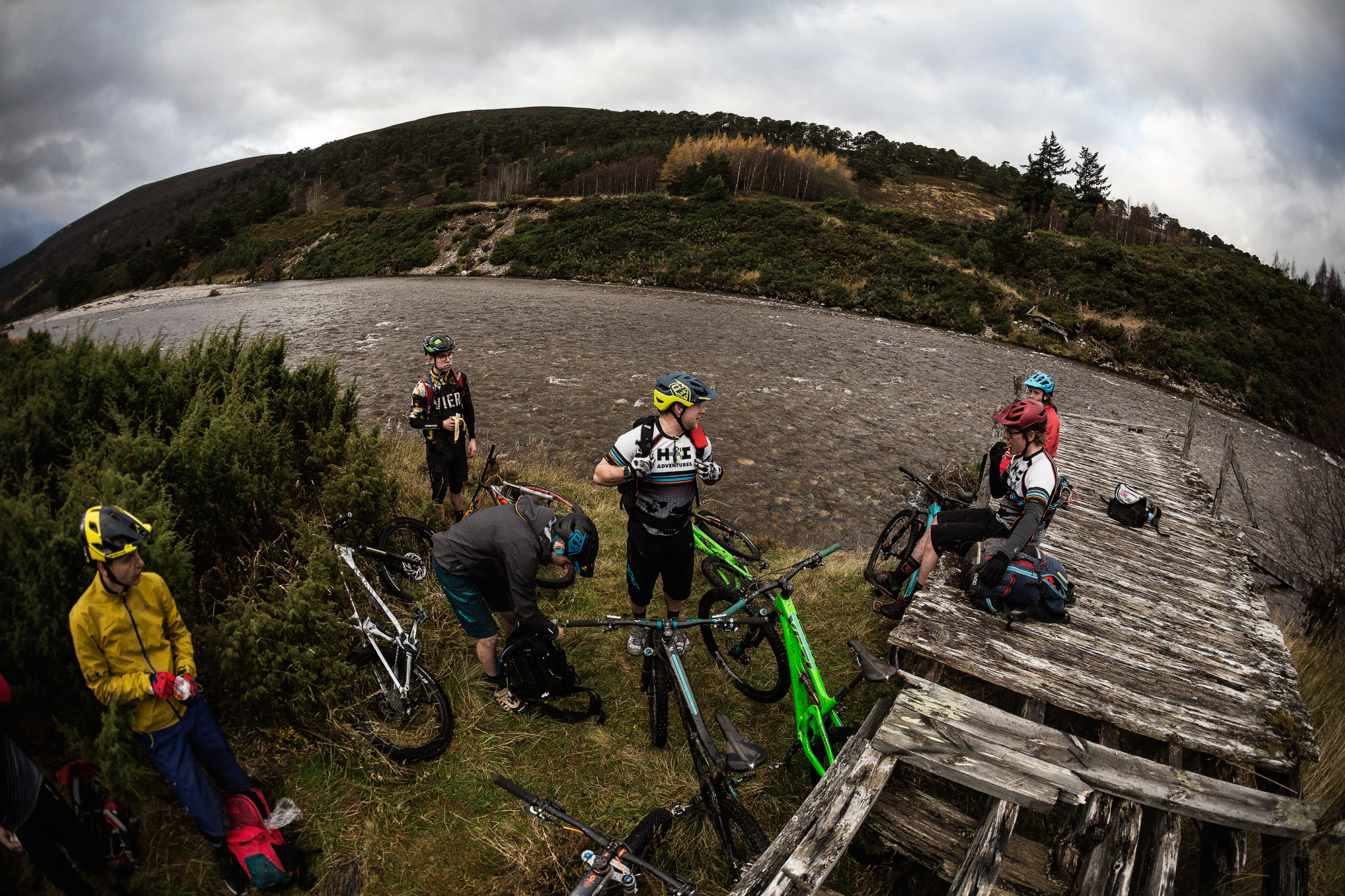 6 Reasons Why Scotland May Be The Most Progressive Mountain Bike
