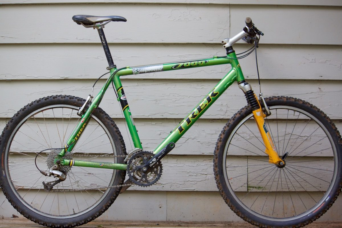 How To Know When It's Time to Buy a New Mountain Bike VS