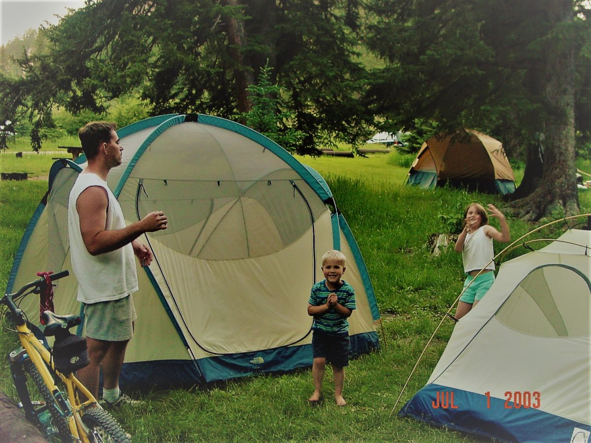 The Old 26er takes a break between singletrack forays into South Dakota's Black Hills so the Skibum can get some quality time with the kids.