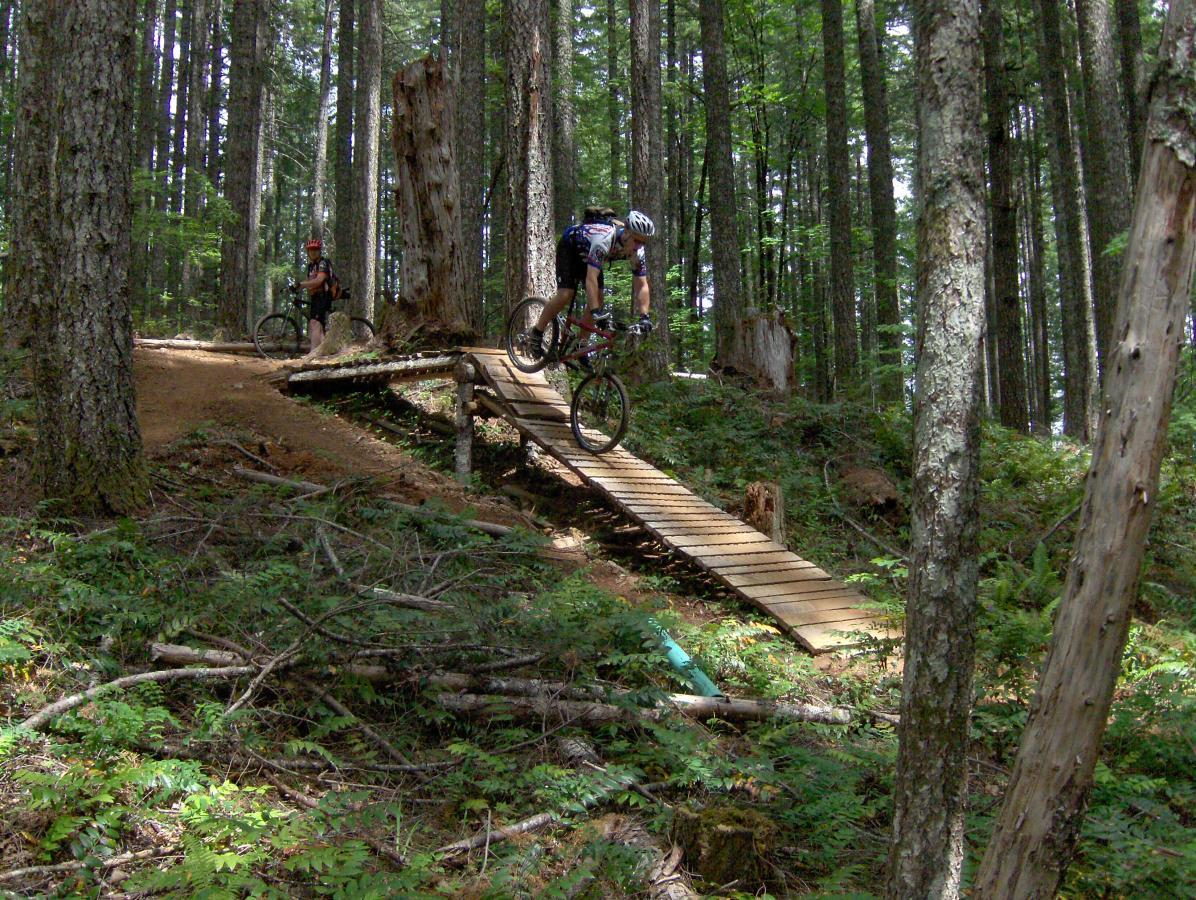Blackrock Freeride Trails