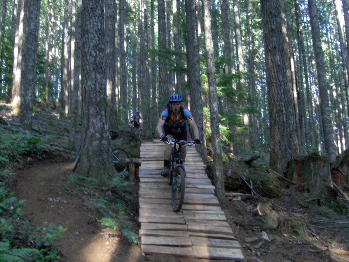 Blackrock Freeride Trails