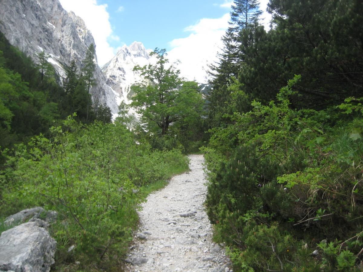 Garmisch to Reintal