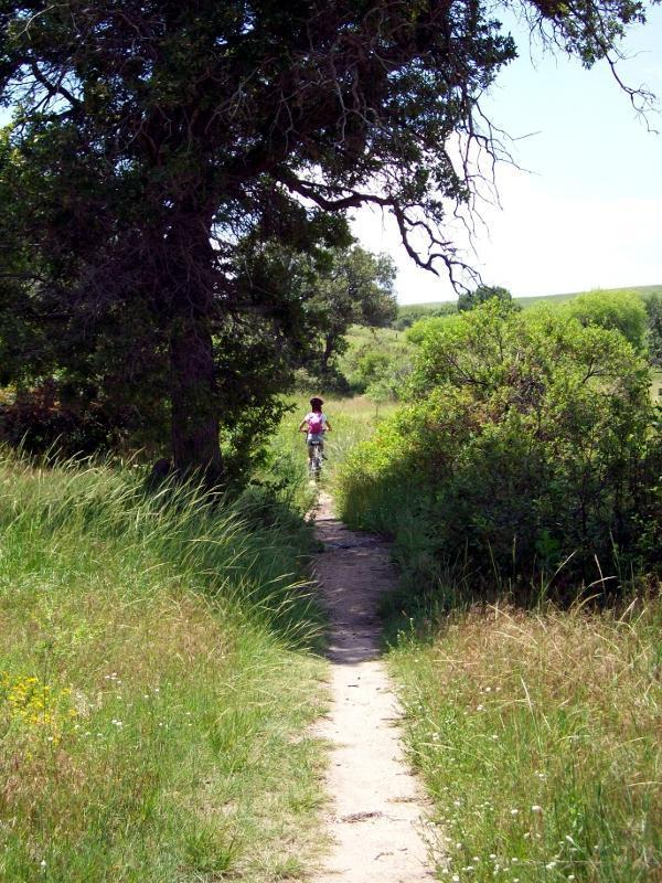 Glendale Open Space Trail