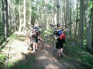 Colorado Trail: Buffalo Creek To Lost Creek Wilderness Boundary