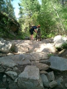Colorado Trail: Waterton To South Platte
