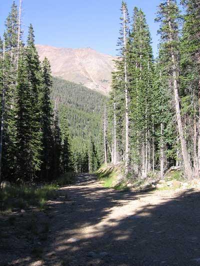 Bakerville Loveland Valley Trail