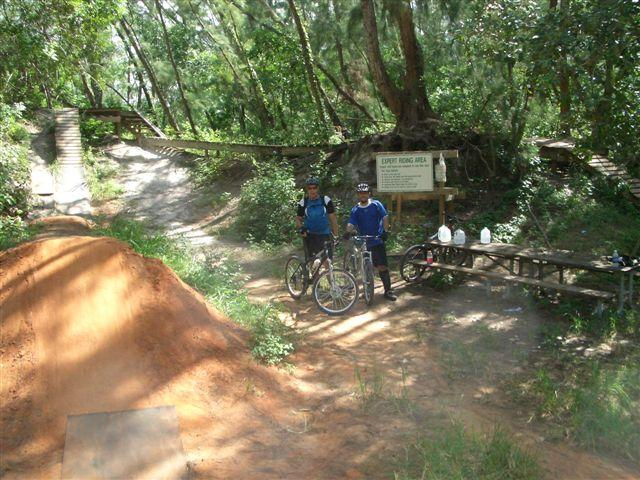 Quiet Waters Park Mountain Bike Trail In Deerfield Beach Florida Singletracks Com