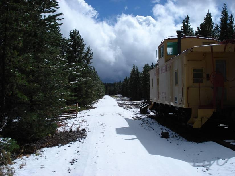 Medicine Bow Railway Trail